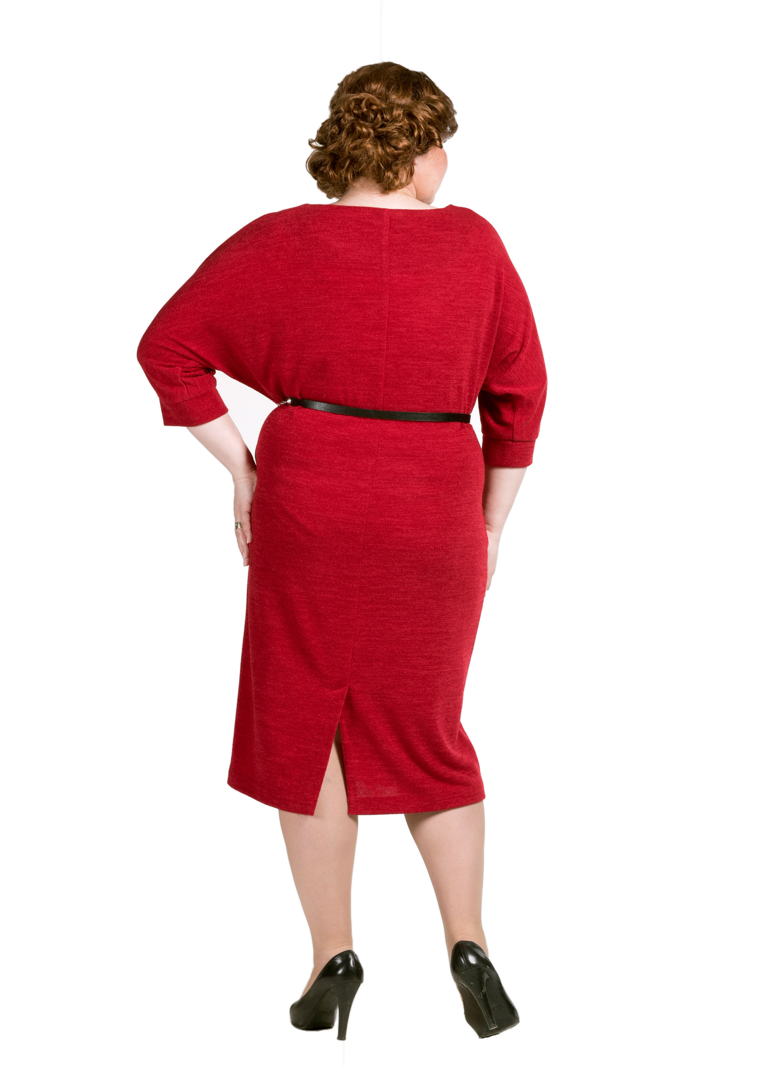 Одежда больших размеров платья доставка