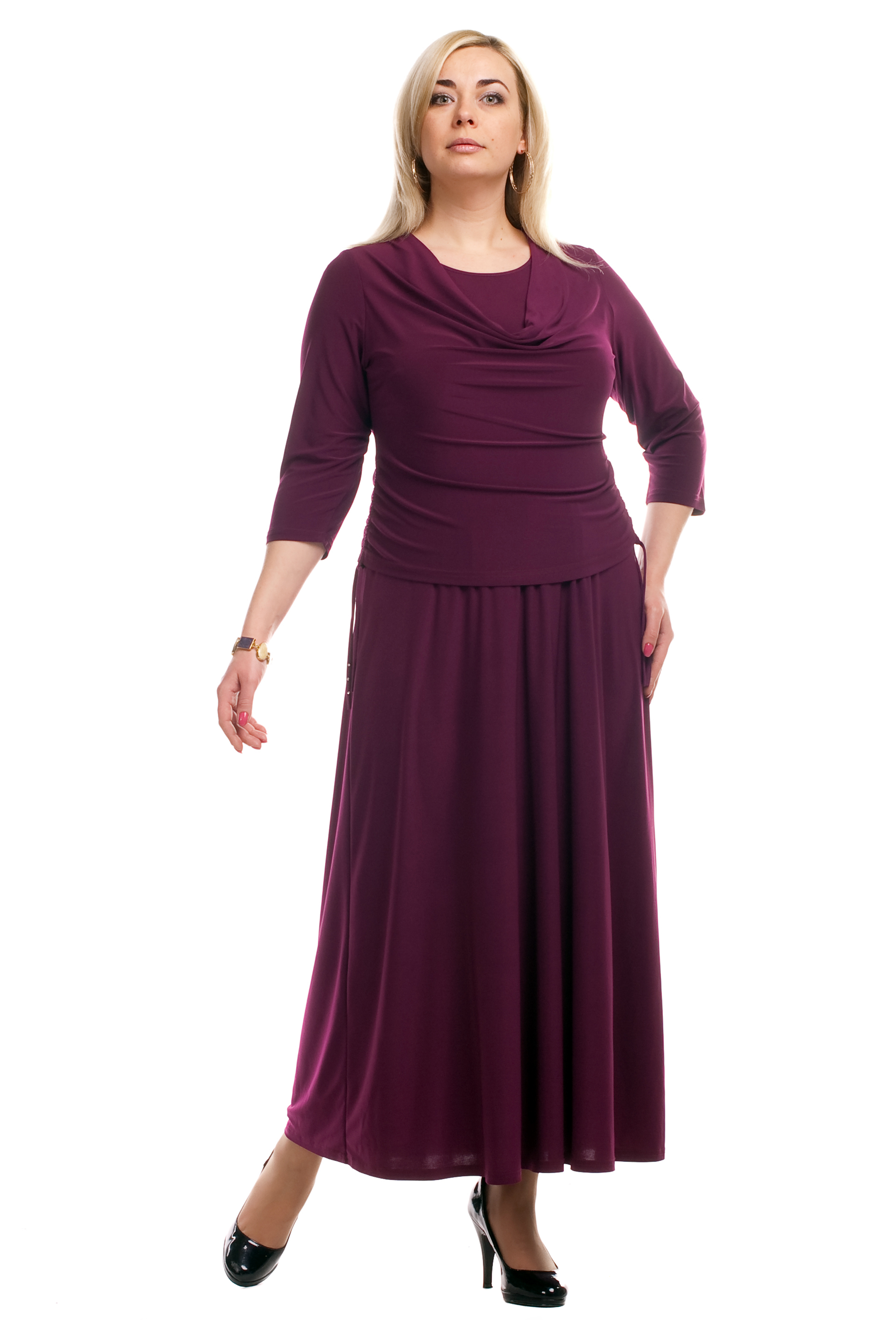 Купить одежду для полных женщин